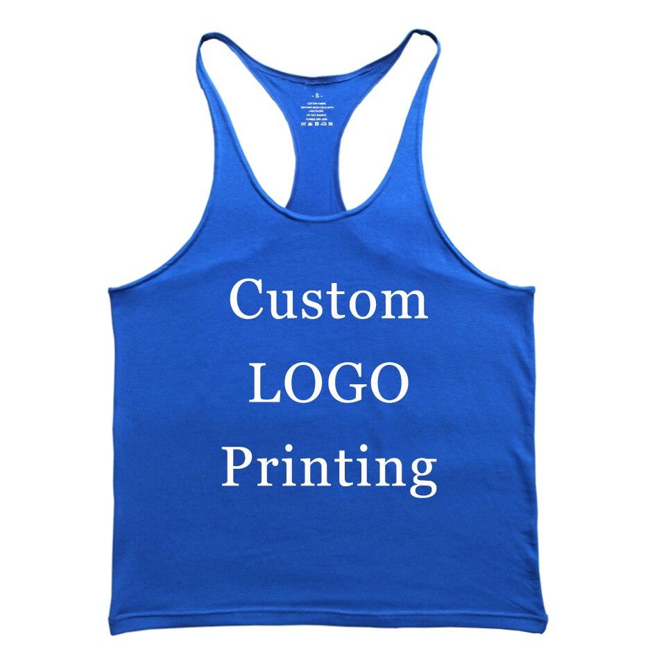 Online Buy Wholesale custom logo tank tops from China custom logo ...