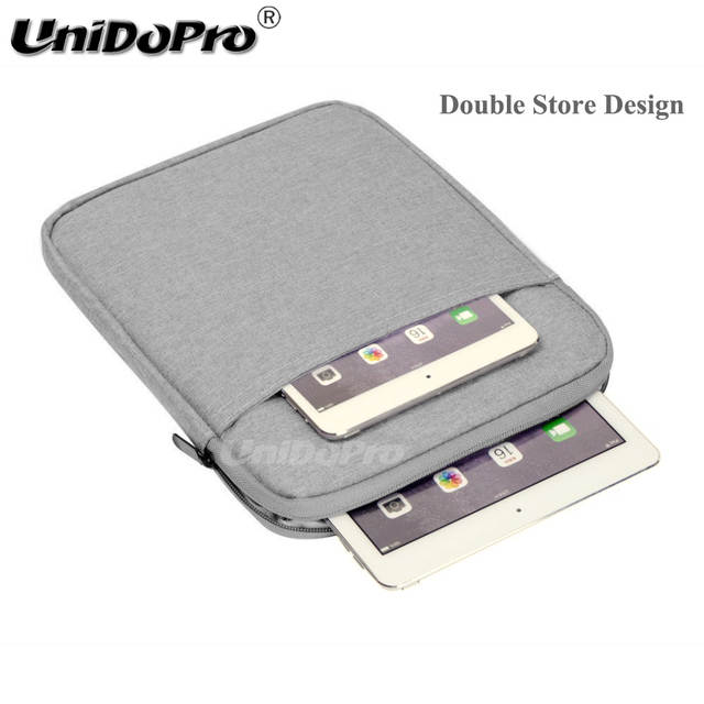 6fbf5380833 Online Shop Waterproof Tablet Pouch Case for iPad Pro 10.5 9.7in 2017 /iPad  2 3 4 /iPad Air 1 2 Protective Travel Sleeve Zipper Bag Cover | Aliexpress  ...