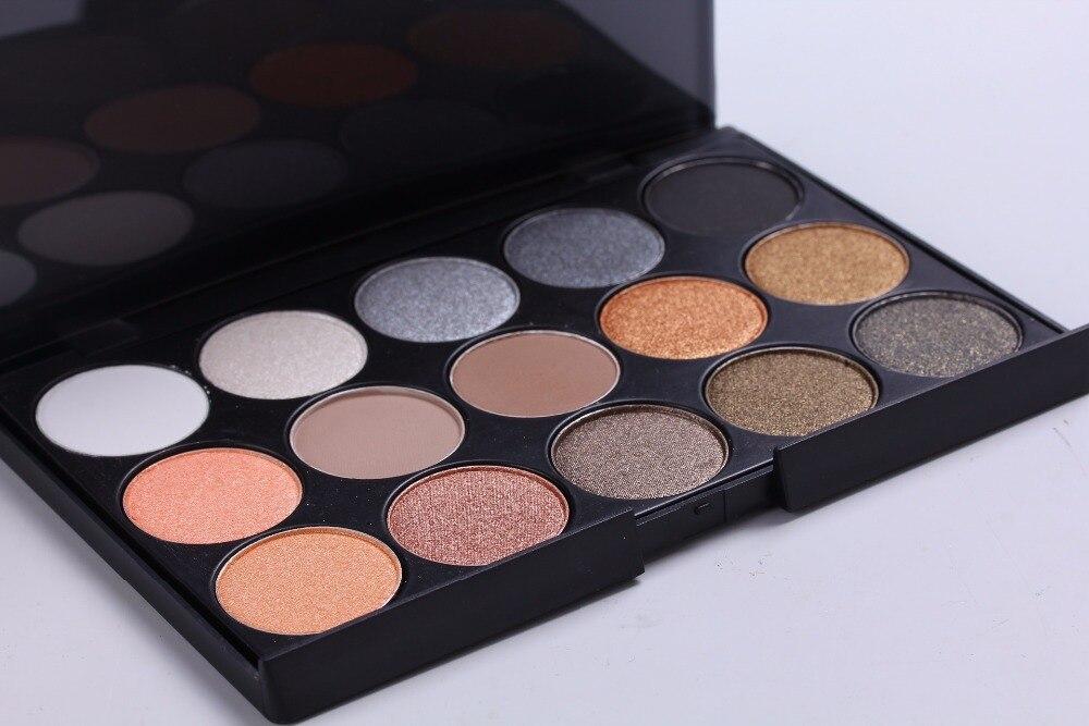 Paleta 15 sombras mac colores neutros regalo y envio - Paleta de colores neutros ...