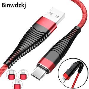 1M 2A Hi-Tensile USB Type C Ca