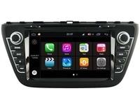 S190 Android 7.1 Auto DVD Player Audio Für SUZUKI S-CROSS 2013-2015 GPS Bluetooth Radio gerät Navi stereo Media Autoradio