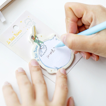 30sheets/lot Kawaii Mini Memo Little Prince Note Pad Message Leave Writting School Student Girl Kids Gift