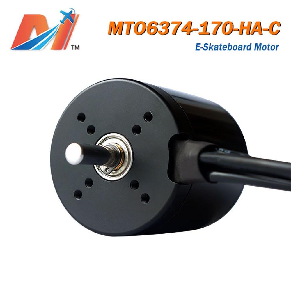 Moteur à courant continu Maytech skateboard outrunner 6374 170KV avec fonction étanche et anti poussière-in Propulsion from Electronique    1