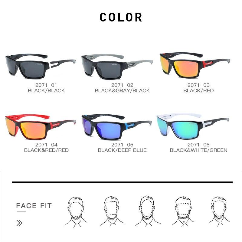 DUBERY Polarized Sunglasses Men 39 s Driving Shades Male Sun Glasses For Men 2019 Luxury Brand Designer Oculos De Sol Goggle D2071 in Men 39 s Sunglasses from Apparel Accessories
