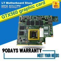 לFor Asus מחברת G53S G73S G53SX G53SW G73SW G73JW GTX560M 2GB N12E-GS-A1 גרפי כרטיס