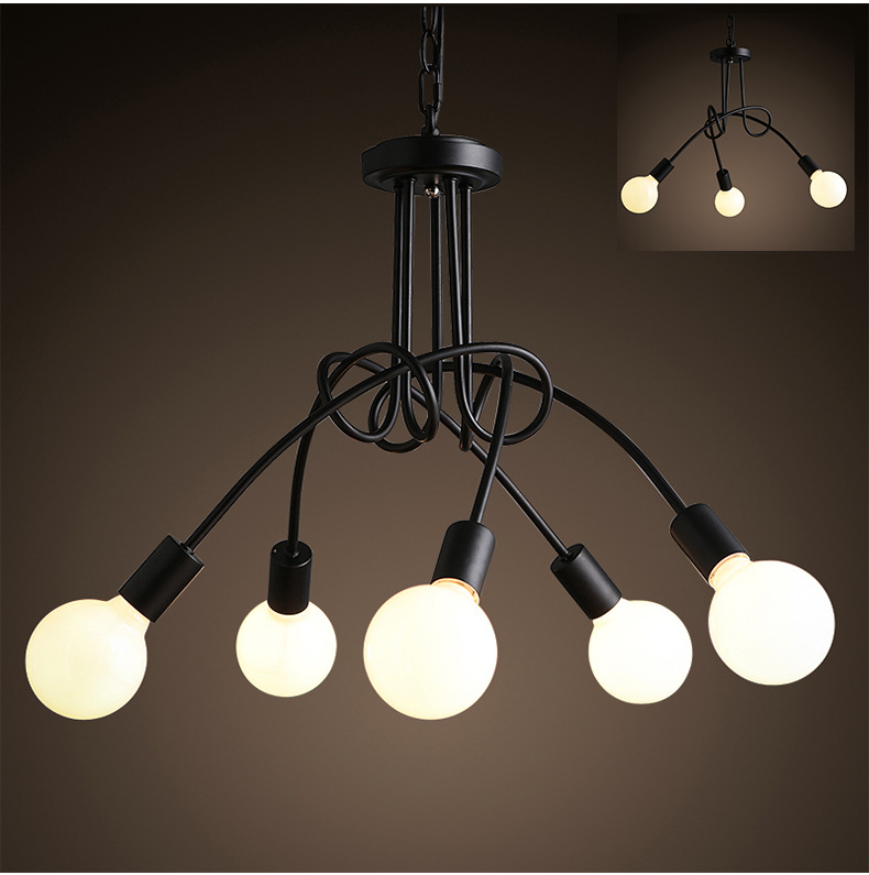 Pendant Lamps Lamparas Clgantes Hanglamps Home Lighting Fixtures Plafon LED 3 5 Arms Pendente IluminacaoPendant Lamps Lamparas Clgantes Hanglamps Home Lighting Fixtures Plafon LED 3 5 Arms Pendente Iluminacao