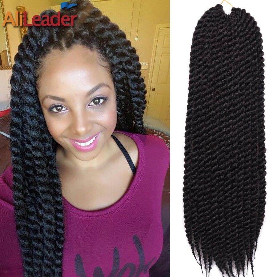 Havana Box Braids Crochet : Newly 24Inch 130G Havana Mambo Twist Crochet Braids Box Braids Hair ...