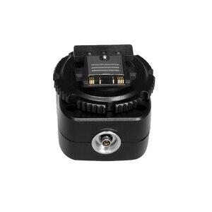 Image 3 - Pixel TF 334 Hot Shoe Adapter Converter For Sony A7 A7S A7SII A7R A7RII A7II NEX6 RX1 RX1R RX10 RX100II Mi Camera to Canon Nikon
