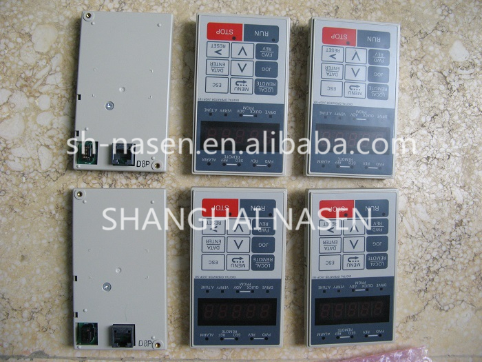 Yaskawa drive keypad JVOP-161 inverter panel jvop 163