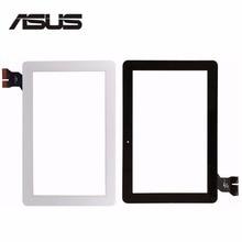 "Negro Blanco 10.1 ""Para MeMo Pad ASUS ME103 K010 ME103C MCF-101-1521-V1.0 Sensor Panel de Vidrio Digitalizador de Pantalla Táctil"