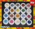 Cosmetic Makeup high Light pigment Eyeshadow 20 Colors Glitter Eye shadow 20pcs 20 pcs
