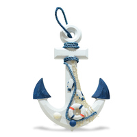House Decoration Wooden Anchor