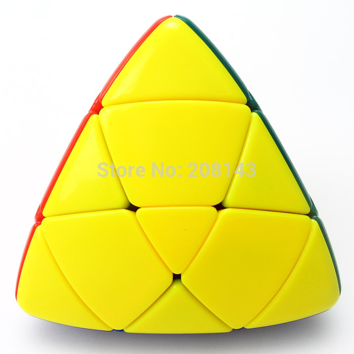 Free shipping New ShengShou Mastermorphix Stickerless SS Mastermorphix Magic Cube Speed Cube