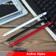 stylus for apple ipad pencil capacitance touch screen tablet pen caneta  whit clip