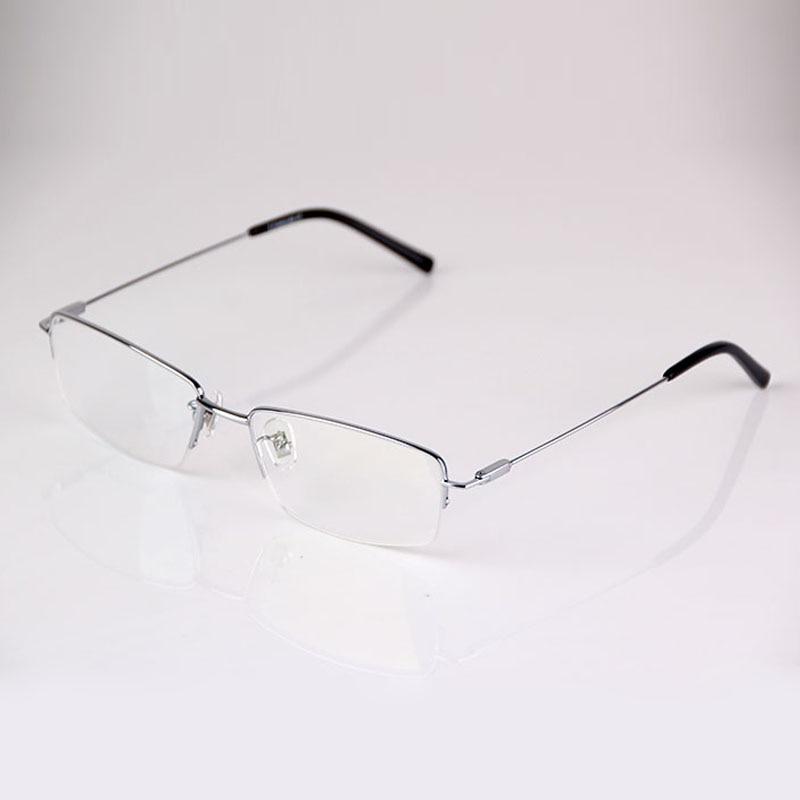 Meshkuj të modës Syzet e pastra të Titaniumit për Lexim, Veshja e - Aksesorë veshjesh - Foto 4
