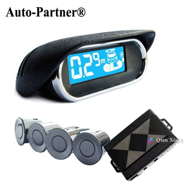 Parking sensors 4 sensors electronics cars parking reversing radar car detector parking