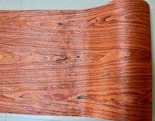 2 шт./лот l: 2.5 метров в ширину: 60 см Толщина: 0.2 мм Домашний Декор Мебель шпон декоративный цветочный узор