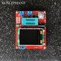 New TFT Display Transistor Tester ESR Meter LCR Signal Generator PWM Square Wave m328 transistor tester esr