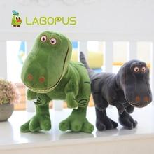 lagopus dolls& stuffed toys for children dinosaur plush toys kawaii 40cm cute toys for animals best gift for kids