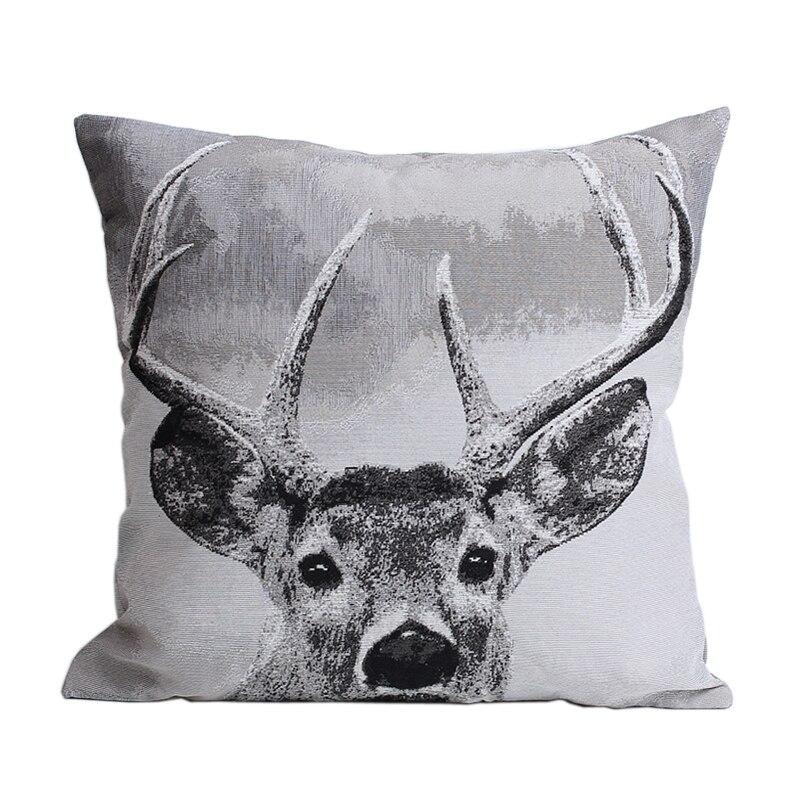 Aliexpress Com Buy Classic Black Amp White Milu Deer Moose
