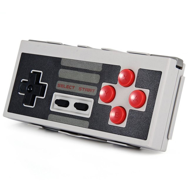 New Drivers: 8Bitdo NES30 GamePad