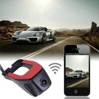 Universal Car DVR Wifi Camera Mini Car DVR Recorder Camera Single Len Car DVRS Video