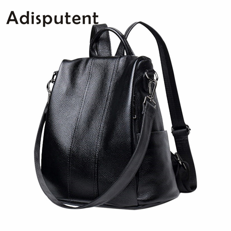 Dog Reading Newspaper Or Magazine Daily Shoulder Bag Girls Fashion Bags Drawstring Waterproof Womans Fashion Bags Womens Pu Leather Backpack For Women