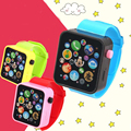 1pc 2017 new fashion Multifunctional 3D touch screen smart watch childhood educational toys watches Early education gift H3