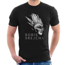 BORIS BREJCHA MASK T-SHIRT DJ High-Tech Minimal Techno Music Unisex & Women A55 Harajuku Tops Fashion Classic Unique