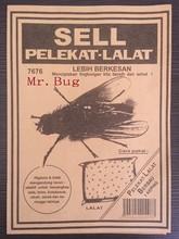 10 sztuk Mr Bug Fly klej pułapka pokładzie zabójca much naklejki domowe szkodniki kontroli mucha mucha mucha Lizard Drosophila karaluch odrzucić tanie tanio Mr Bug Pluskwy Earwigs Pająki Centipedes Ćmy Karaluchy Termity Mrówki Crickets Chrząszcze Pszczoły Muchy Pchły Komary