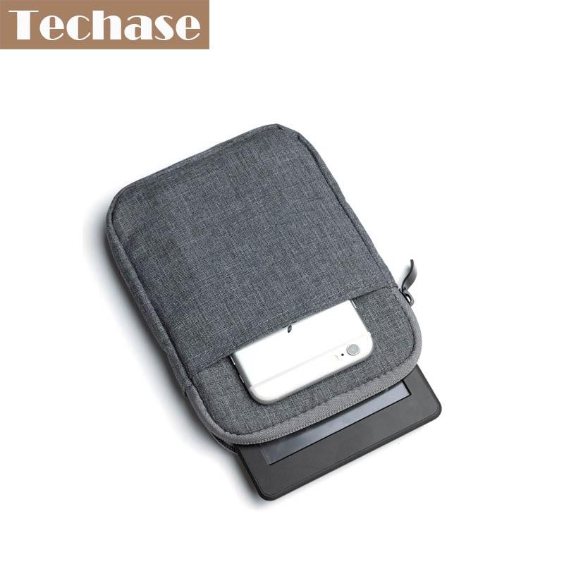 Universal-sleeve tasche baumwolle stoff für kindle 499/558/paper/voyage case für 6 zoll ereader...