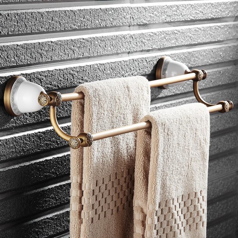 layer bathroom shelf mounting bathroom accessories ev8 antique bronze