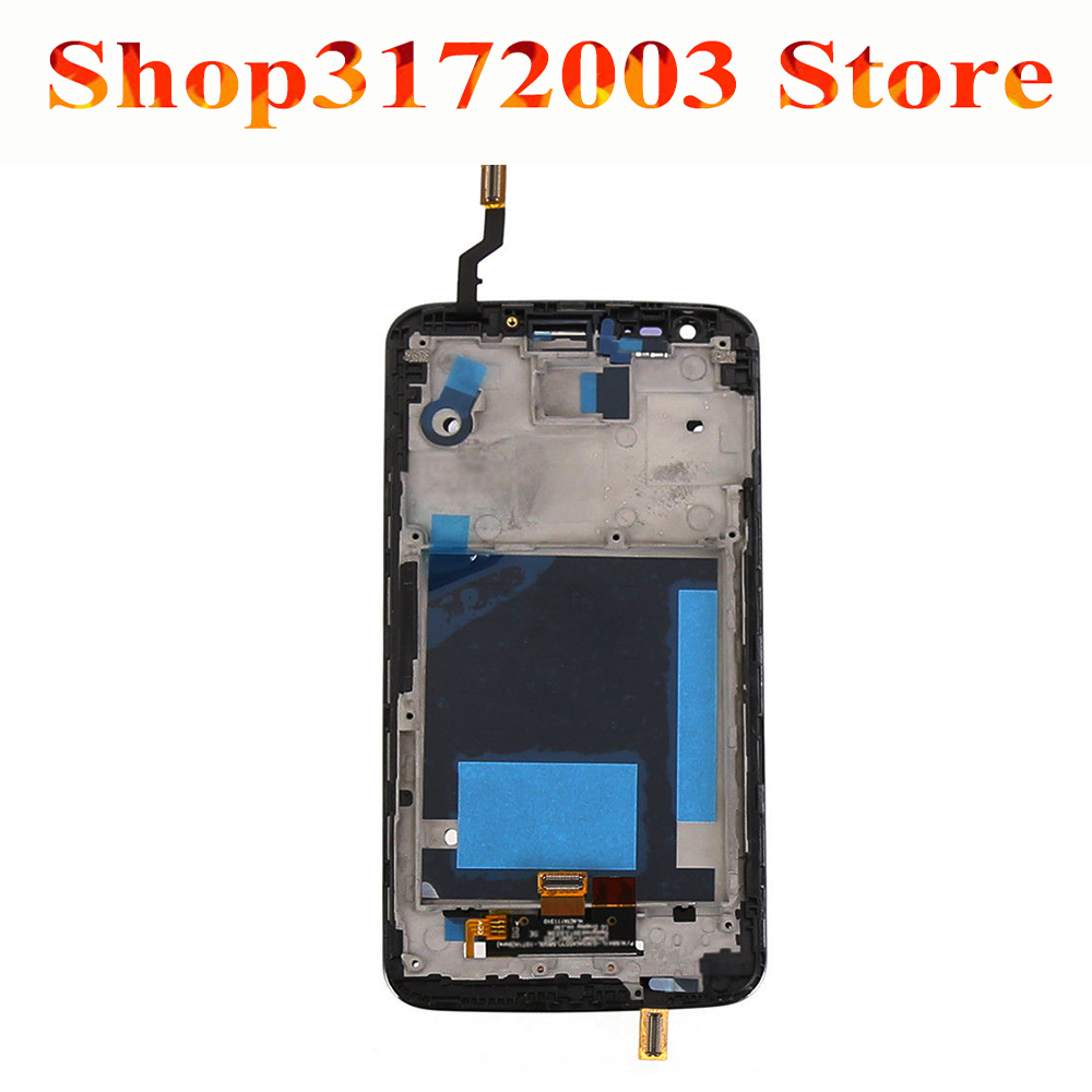 For LG Optimus G2 D800 D801 Touch Screen Digitizer Sensor Glass Panel + LCD Display Monitor Screen Panel Assembly FrameFor LG Optimus G2 D800 D801 Touch Screen Digitizer Sensor Glass Panel + LCD Display Monitor Screen Panel Assembly Frame