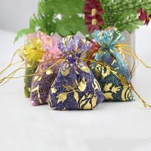 Лучшие продажи продуктов настоящие сухие лаванды органические сушеные цветы Саше бутон цветение мешок ароматы
