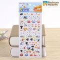 1 sheet cute cat  kawaii animal stickers album diary Notebook  DIY paper decorative sticky sticker for children chrismas gift