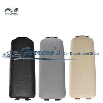 Leder Center Console Armlehne Abdeckung Deckel Fit Für Audi A4 B6 B7 2002 2003 2004 2005 2006 2007