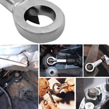 1/2-5/8 5/8-7/8 Adjustable Steel Spanner Wrench Remover Cutter Damaged Screw Extractor Rusty Nut Splitter Hex Cracker