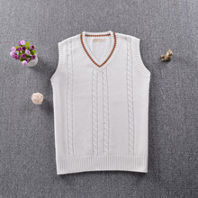 Orange miracle / Conan Takamiya Naho Betty Pullover cotton striped vest