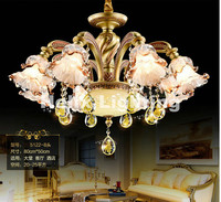New Arrival Luxurious K9 Crystal Chandelier Modern Crystal Chandelier Lamp Light Lighting Fixture AC 100 Guaranteed