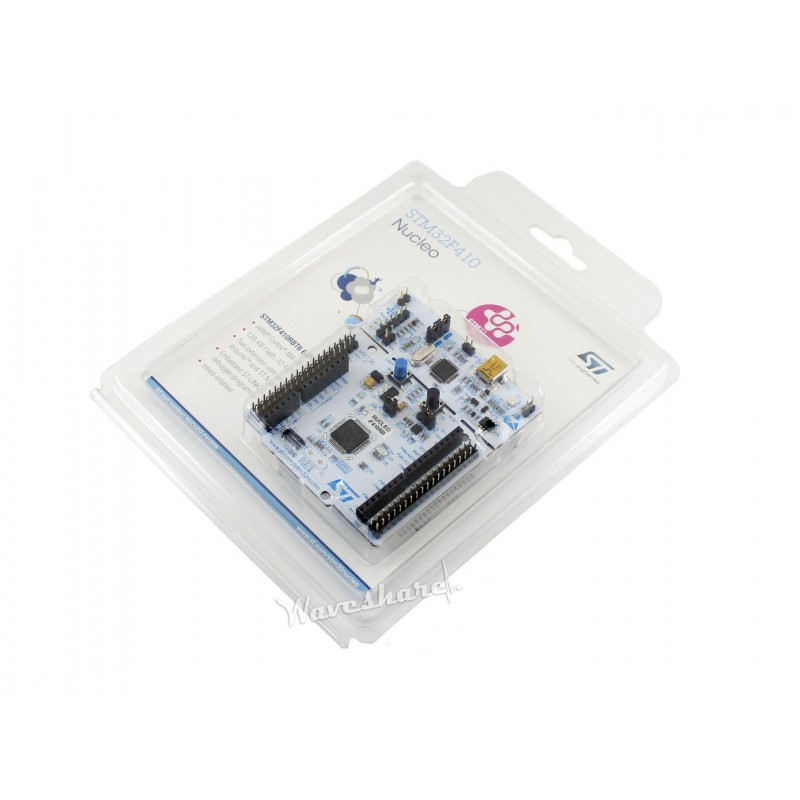все цены на  module Original NUCLEO-F410RB, STM32 Nucleo-64 Development Board with STM32F410RB MCU  онлайн