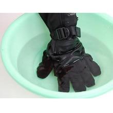 2018 New Brand Winter Men's Gloves Winter -30 Warm Gloves All-Weather Windproof Waterproof Gloves Free Shipping