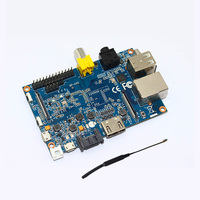 Original Banana Pi BPI M1 A20 Dual Core 1GB RAM Open source development board single board computer raspberry pi compatible
