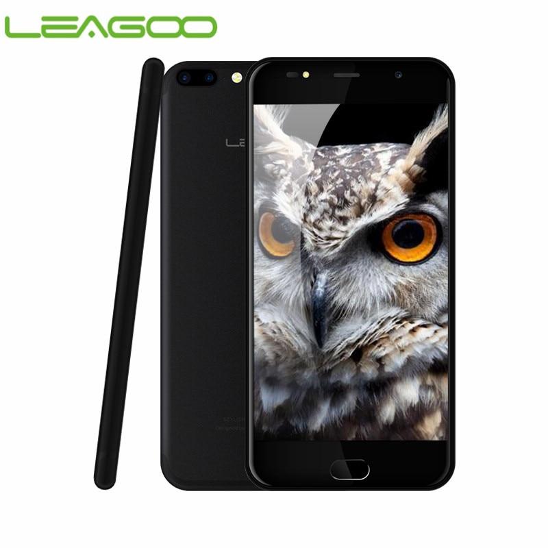 LEAGOO M7 3g 3000 мАч Смартфон Android 7,0 1 ГБ Оперативная память 16 ГБ Встроенная память 4 ядра двойной назад отпечаток пальца камеры мобильного телефона