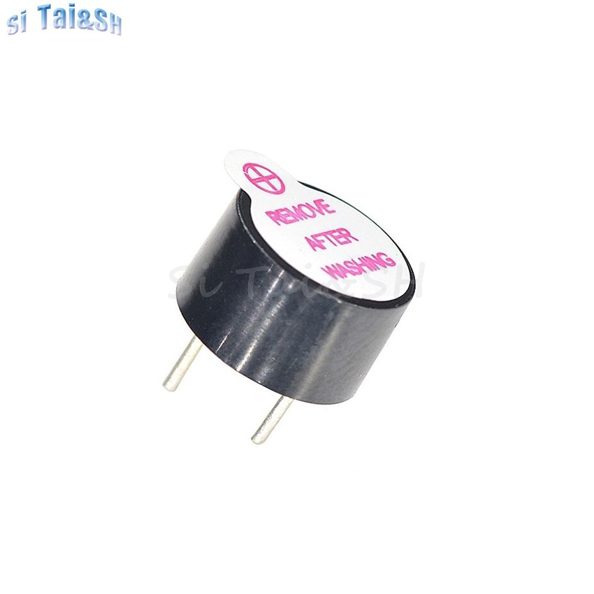 Free Shippin 1pcs/lot Buzzer 3V 3.3V 9 * 5.5 (9mm * 5.5mm) Active Buzzer Electromagnetic New Original