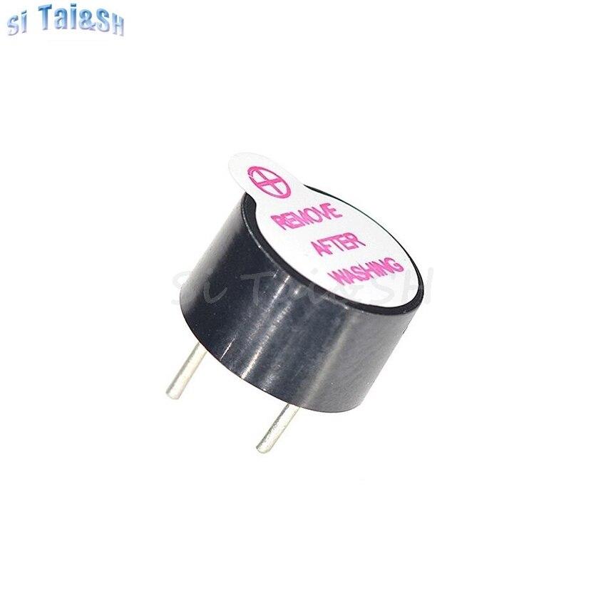 Бесплатная доставка 1 шт./лот зуммер 3 в 3,3 В 9*5,5 (9 мм * 5,5 мм) Активный зуммер Электромагнитный Новый оригинал