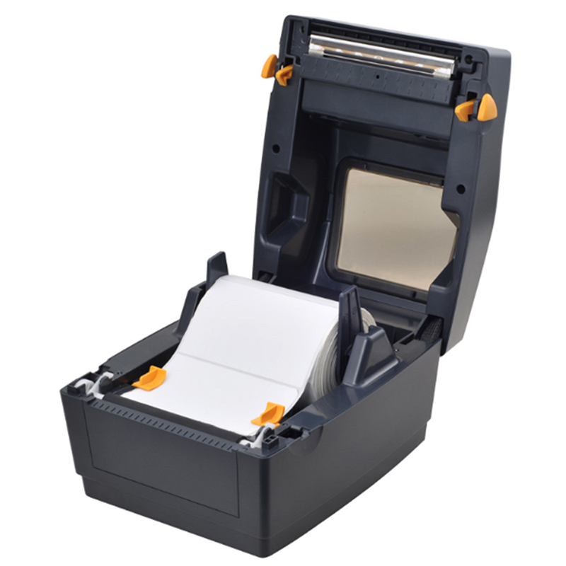 Shipping address printer