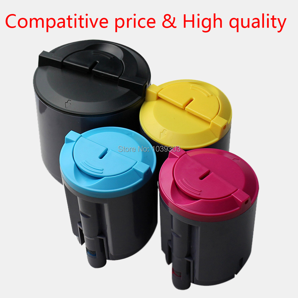 4x CLP-300 Toner Cartridge Compatible For Samsung CLP300 CLP300N CLP 300 CLX 2160 3160 CLX2160 CLX2160N CLX3160 CLX-2160 CMYK