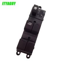 25401-EB30B Front Left Electric window switch for Nissan Pathfinder R51 Navara D40 04-16 25401-BB65B