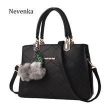 Nevenka Women Bag Original Female Briefcase Handbag OL Shoulder Bag PU Messenger Bags Casual Crossbody Bags Purse Satchel Tote