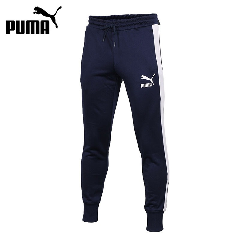 Original New Arrival 2018 PUMA Archive T7 Track Pants Men's Pants Sportswear original new arrival puma women s pants sportswear